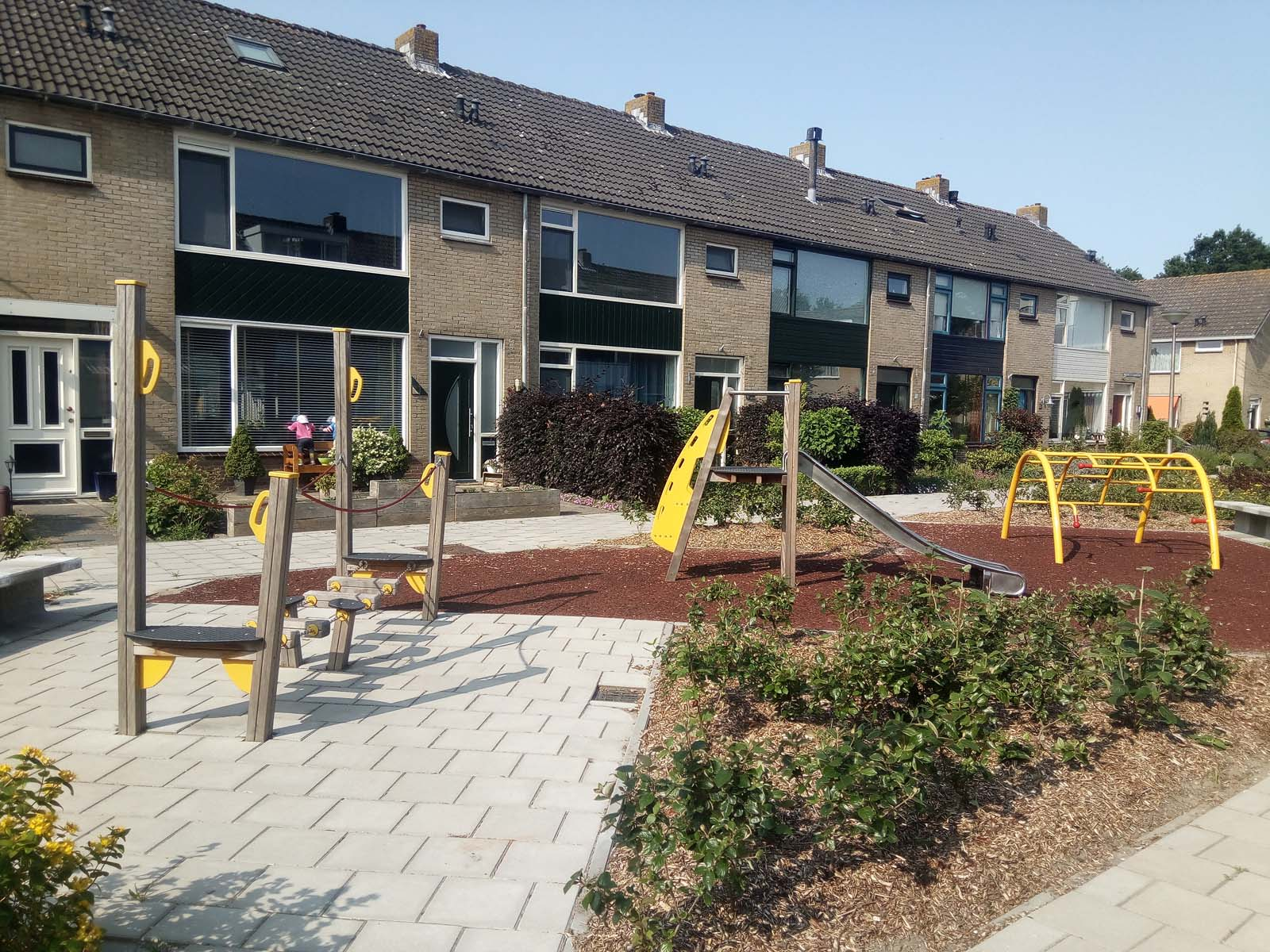 Burgemeester Slicherstraat - Westwout