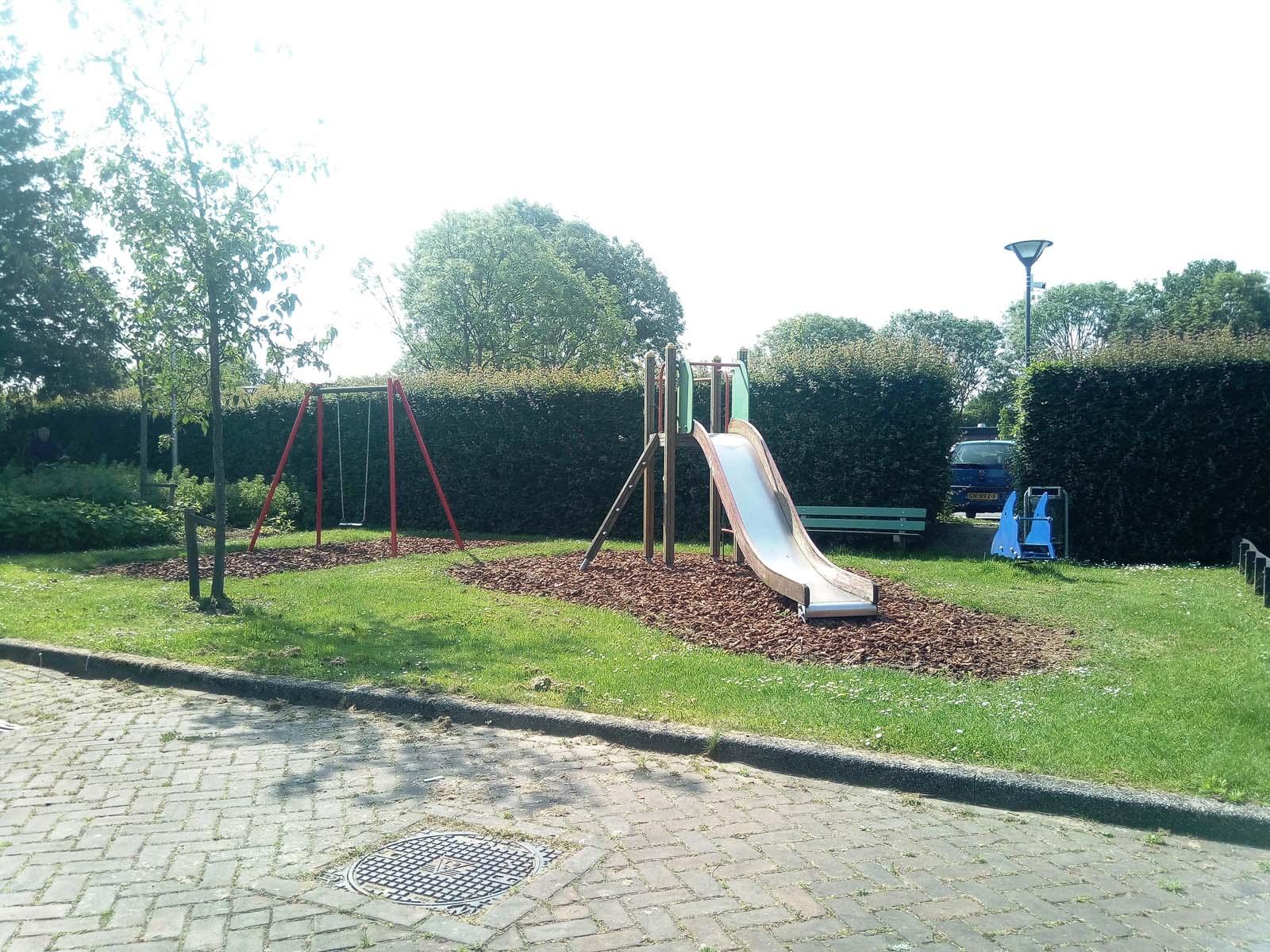 Blankaartweg - Blankaartpark