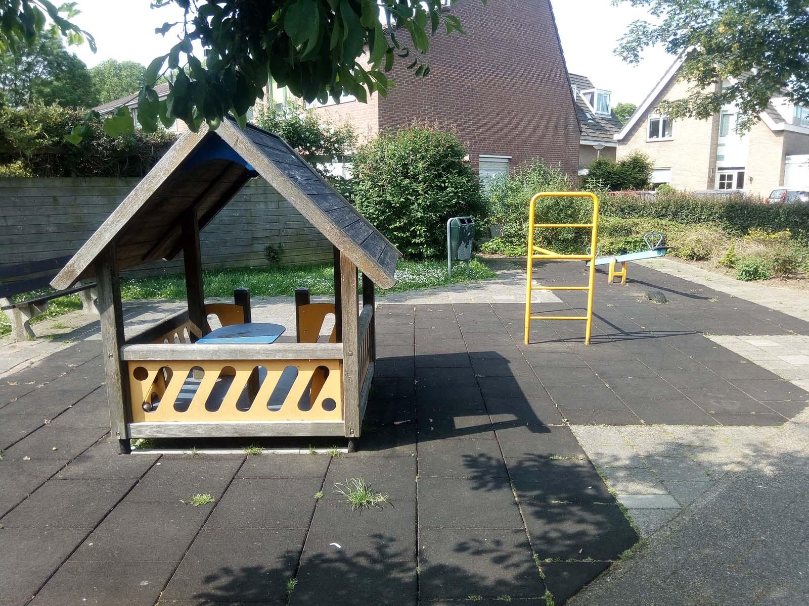 Krepelstraat - Blankaartpark