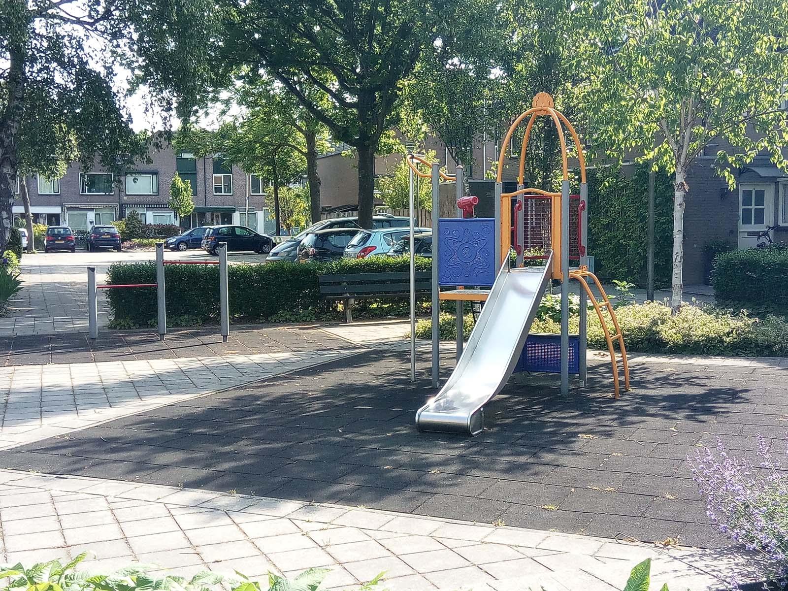 Christinastraat - Rijnegom