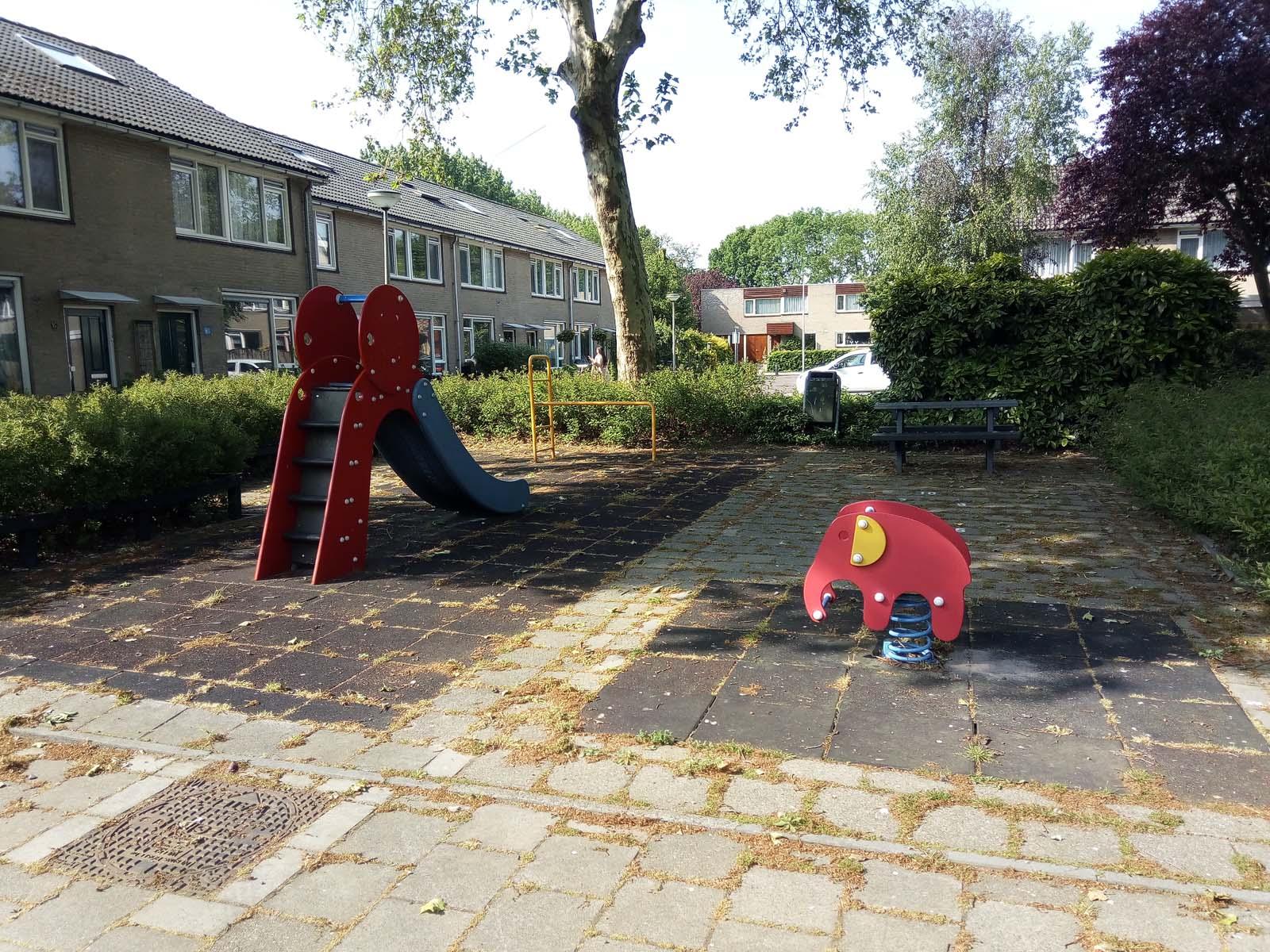 Wilhelminastraat - Rijnegom