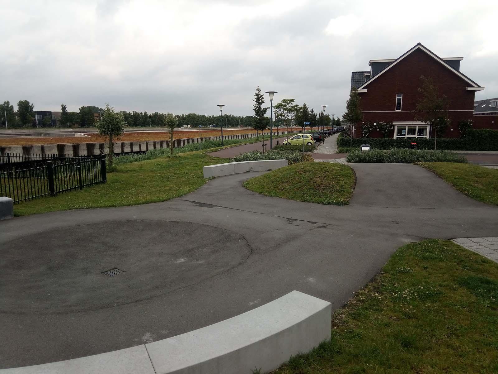 Polderpeil - Verde Vista Meerburg