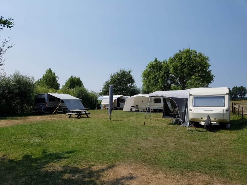 SVR-Camping en Vergaderaccommodatie Rustdam